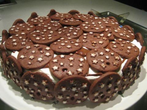 Torta Pan di Stelle   RicetteBricolage