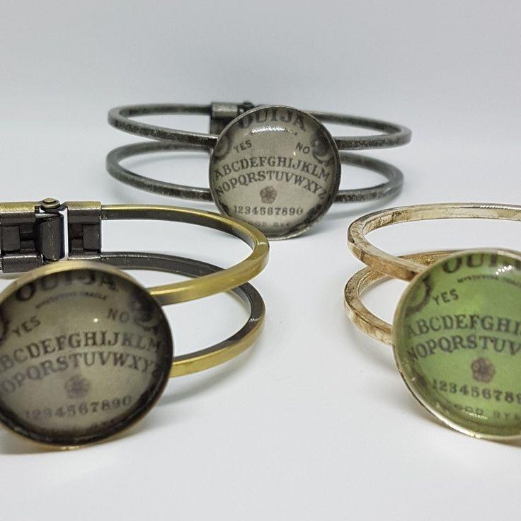 Ouija board bracelet