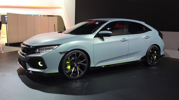 2017 Honda Civic Hatchback Patent Images Leaked - PakWheels Blog