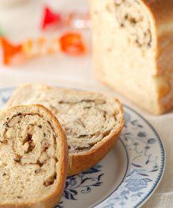 ミントティー食パンのレシピ・作り方 - 簡単プロの料理レシピ | E・レシピ