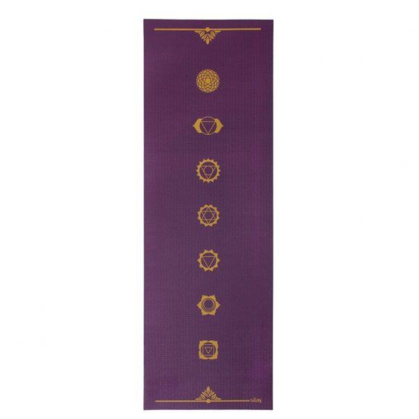 Yogamatte Surya mit stylischen Prints günstig kaufen