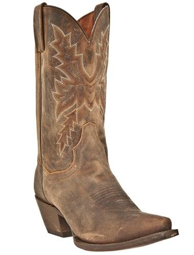 Women's Cowboy Boots Bay Apache Medium B M Dan Post Cecilia DP3548 Snip Toe | eBay
