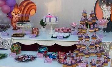 Torta princesa Sofía