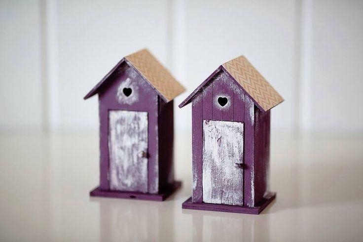 Violet cabins