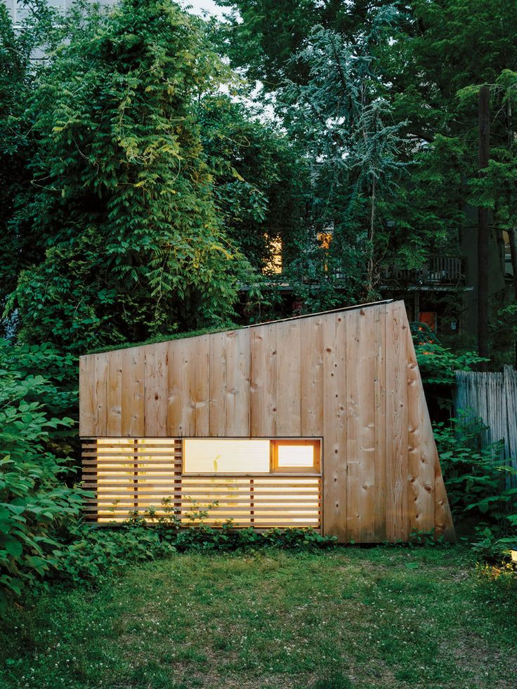 Backyard Garden Studio / Nicholas Hunt, Hunt Architecture