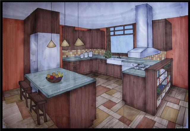 46 best Two Point Perspective images on Pinterest
