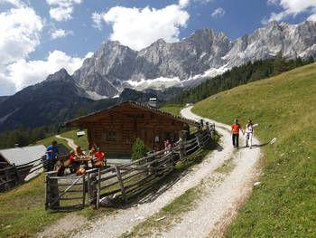 Wanderrouten in Ramsau am Dachstein Steiermark