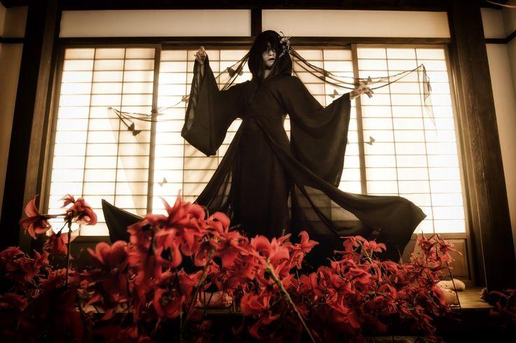 《零~濡鴉ノ巫女~》 - xiao(驍) Ouse Kurosawa Cosplay Photo - Cure WorldCosplay