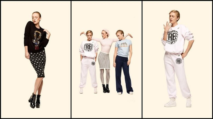 2013 Yaz Modası: Grunge 90'lar - Chloë Sevigny For Opening Ceremony