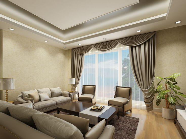 elegir las cortinas segn el color de las paredes