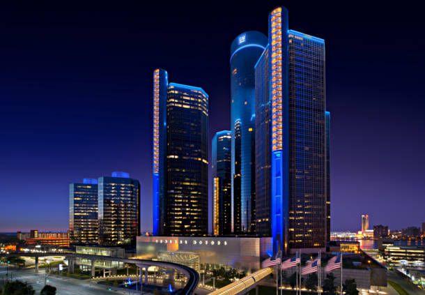 Detroit Hotel - Renaissance Center