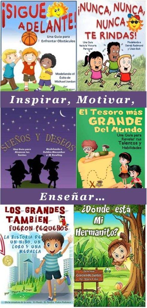 Cuentos para Niños en Español #KindleUnlimited #Spanish #Kindle #learnspanish https://www.amazon.com/Mayra-A.-Diaz/e/B0083Y9C7W