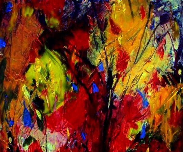 Abstract Art Nature Images