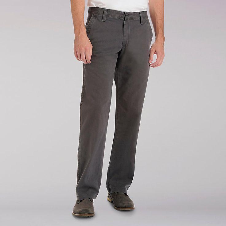 Lee Men's Weekend Chinos - Big & Tall::46:30 Pants