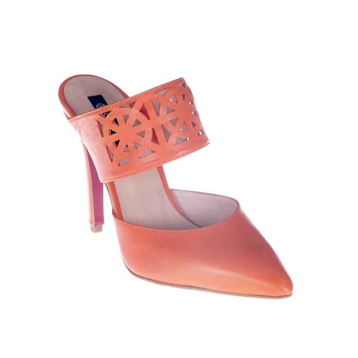 Zapatos naranjas formales NAT-2 para mujer Envío gratis Edición limitada Compra para comprar en línea UPXPd