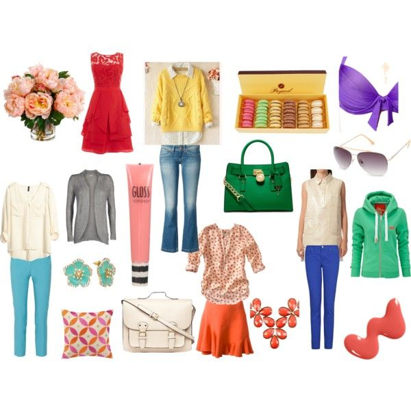 Mostly Light Spring by christinems on Polyvore featuring Coast, Ringnor, Superdry, H&M, Marni, ONLY, Pepe Jeans London, Michael Kors, MANGO and Victoria Beckham