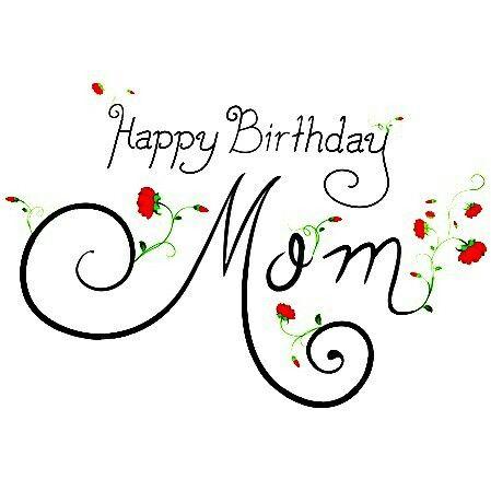 Happy Birthday to the Best Mom ⚘❤ #HappyBirthdayMom #HappyBirthday #Happy…