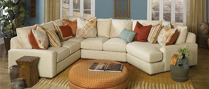 Penny Mustard Family Room Ideas