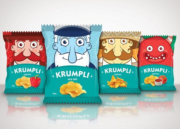 snack bites packaging - Поиск в Google