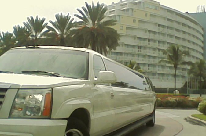 Shared Round-Trip Limousine Transfer to the Port Lucaya Market Enjoy a luxury experience for a fraction of the price, with a shared limousine round-trip transfer to the Port Lucaya Festival Market Town Center, from your cruise port, departing every hour between 8am and 3pm. You can enjoy a comfortable, relaxing transfer to the market place for shopping, beaches, or the casino.When you arrive on Grand Bahamas Island at the Freeport cruise ship port you will be picked up in a lu...