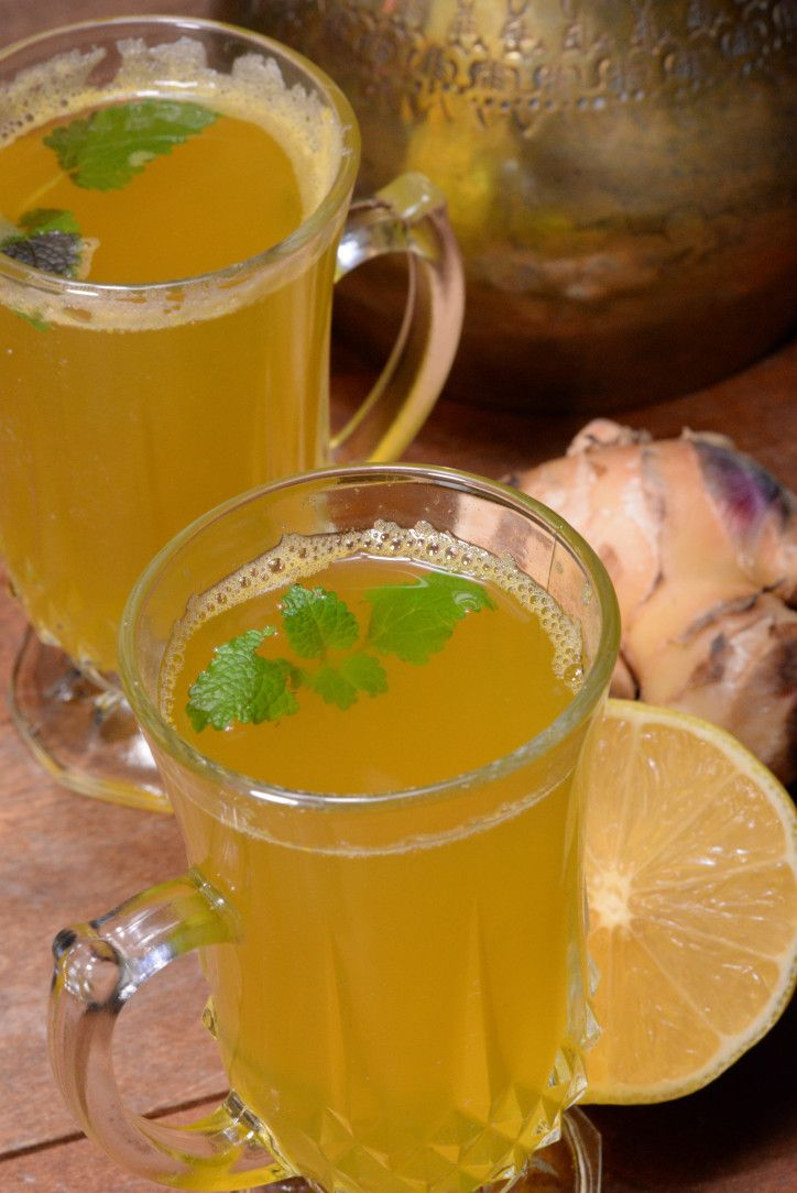 Ayurvedic Tea with ginger, lemon and honey is loved in India.  The combination of flavors is both refreshing and soothing.  Each one of the ingredients has benefits to keep you healthy especially during cold and flu season.  Enjoy this delicious tea anytime!    Ayurvedic Tea with Ginger, ...