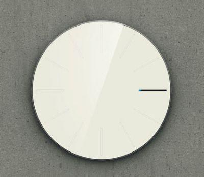 Obligatory Designer Clock - Minimalissimo