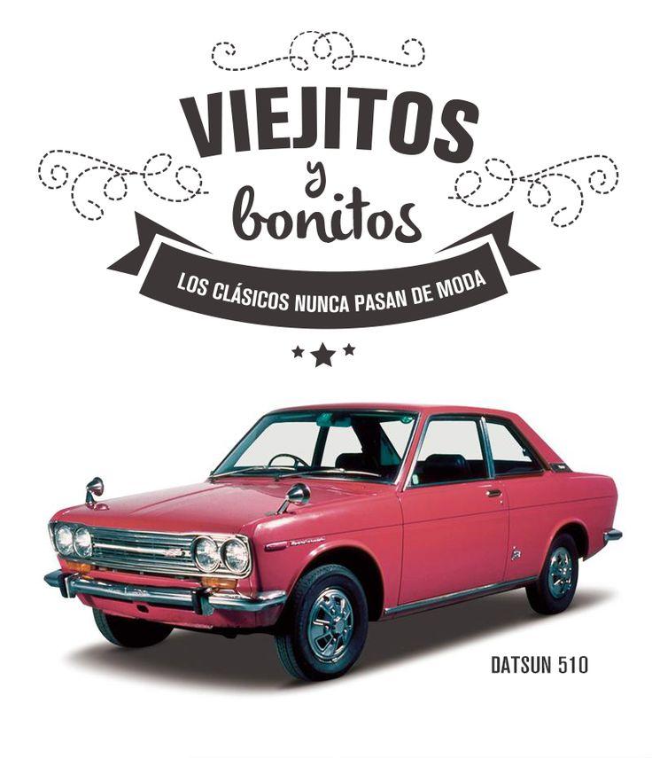 Pin en Nuestros Nissan clásicos
