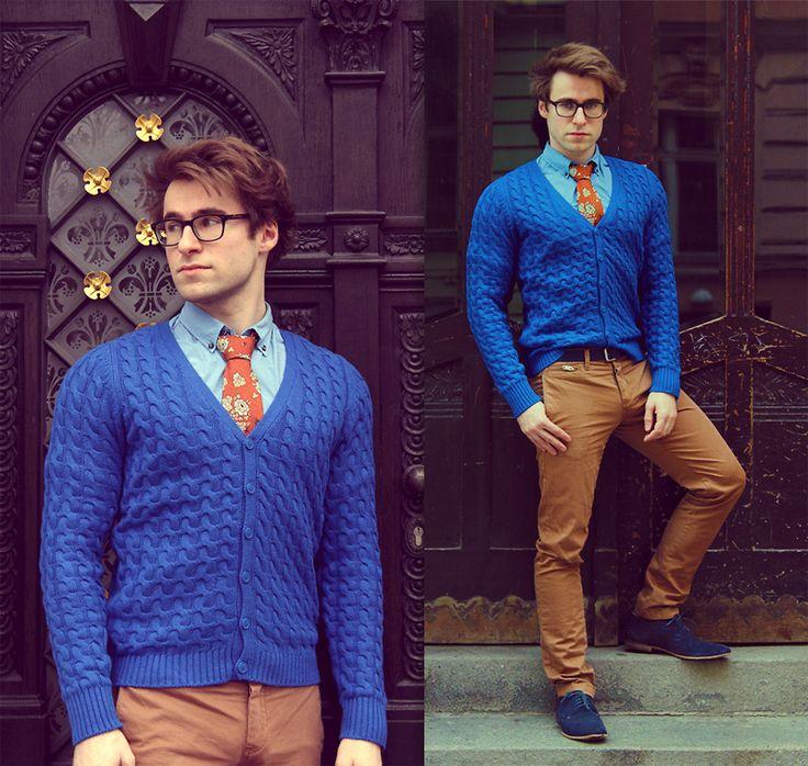 34 best Ties & Cardigans images on Pinterest   Cardigans, Google ...