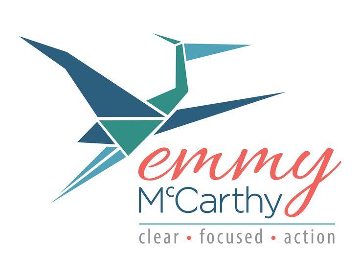 New logo for Emmy McCarthy