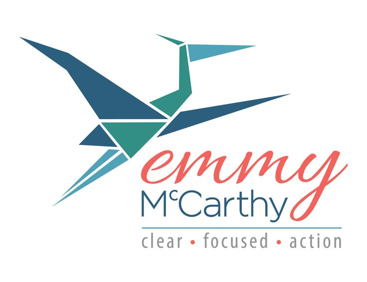 New logo for Emmy McCarthy
