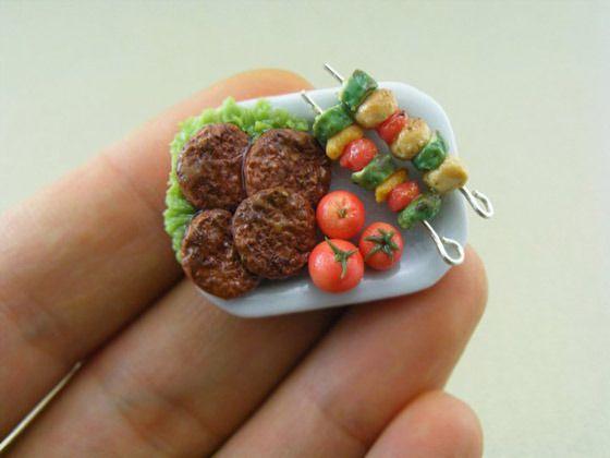 ¡Increíbles Comidas en Miniatura!                              …
