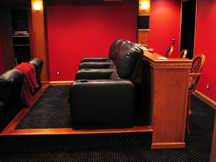 basement entertainment room design ideas 12 best theaterbar room ideas images on pinterest basement