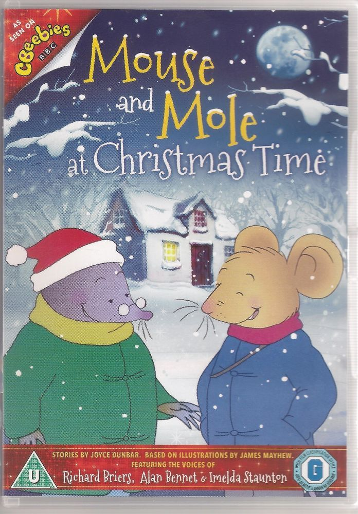 Mouse and Mole at Christmas, Richard Briers, Alan Bennet and Imelda Staunton