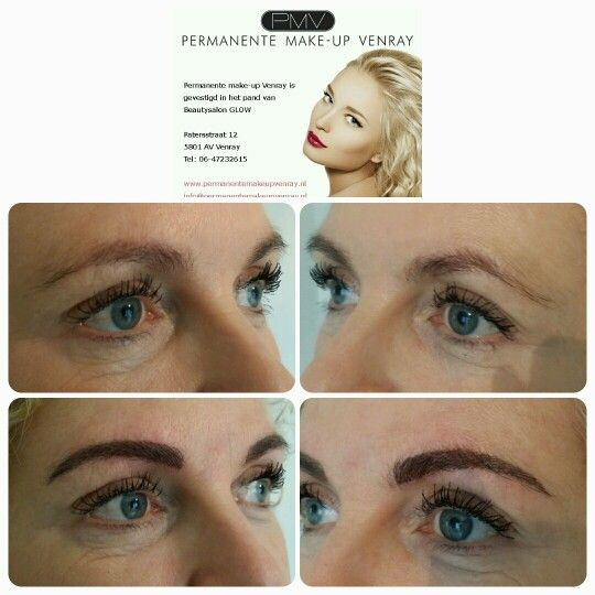Eyebrows by Nathalie Rozema