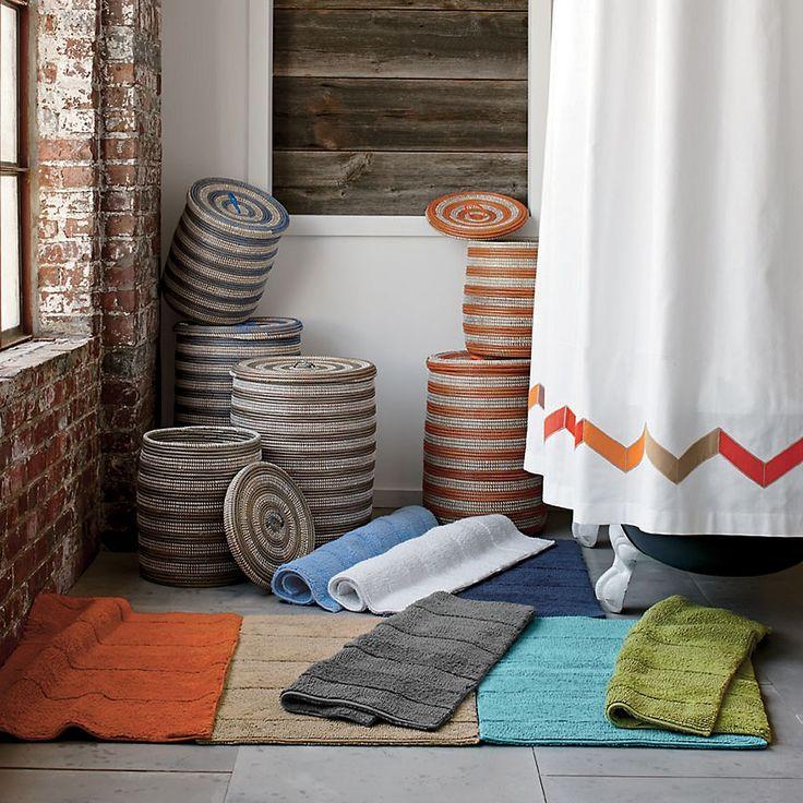 Dorm Decor: Hamper Basket Set