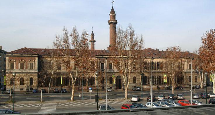 Il Palazzo degli Istituti anatomici