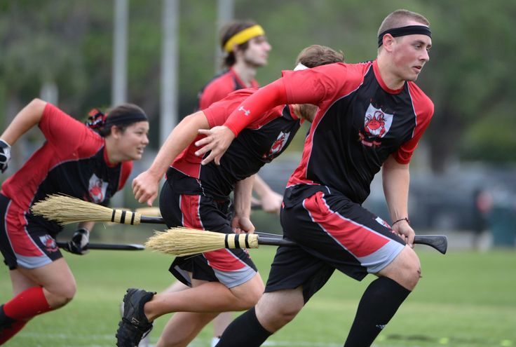 RealLife Quidditch World Cup Muggle quidditch