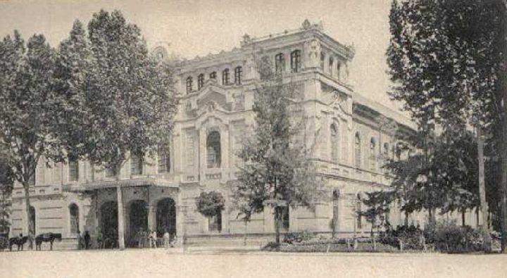 Teatro Romea a principios del siglo XX Fernando Díaz de Mendoza-Reinauguración del Teatro Romea - Región de Murcia Digital