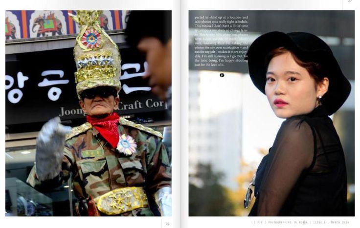 ana fernandez pik magazine korea (2)