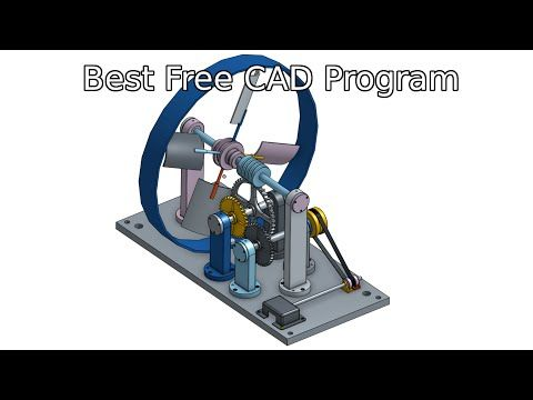 Best Free CAD Program: Onshape, creating CAD in your browser! - YouTube