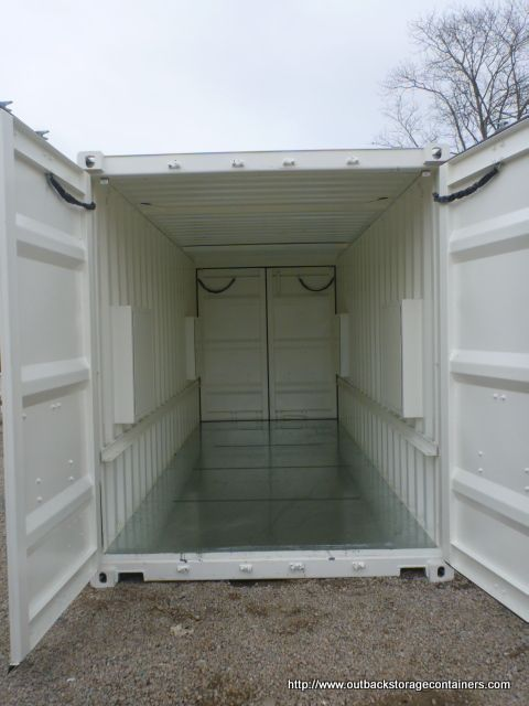 20 39 x 8 39 x 9 5 39 tall new 39 one trip 39 high cube double for Tall shipping container
