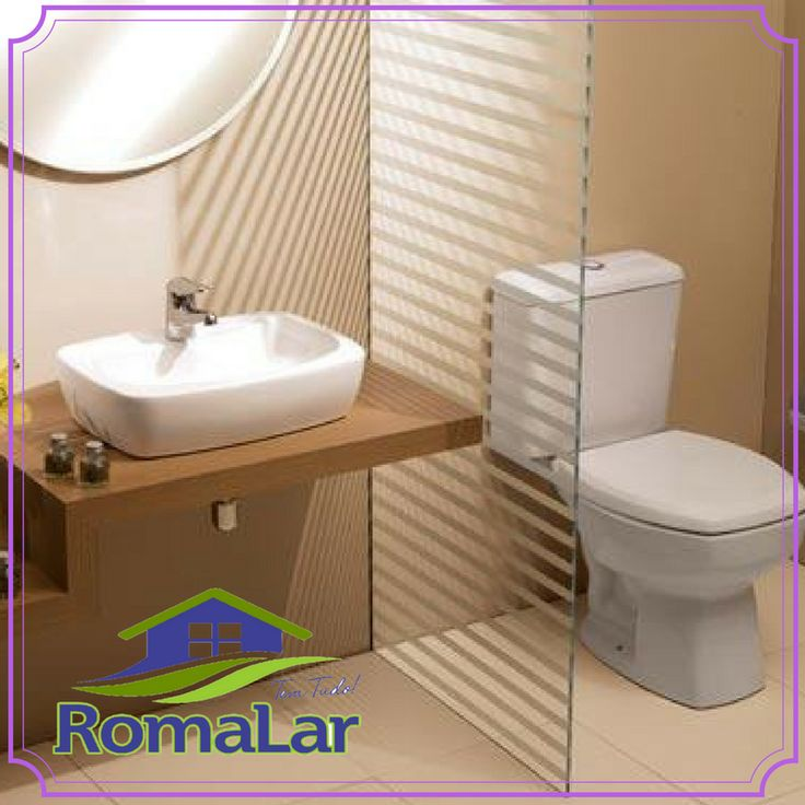 Ter um bom assento sanitário não é apenas sinônimo de conforto. Este item também é fundamental para a higiene do banheiro, um cômodo tão importante da casa.  Por isso, saber escolher o assento para vaso sanitário é tarefa essencial. Aproveite o festival de balcões e acessórios de banheiro da #Romalar para dar aquela renovada no design do assento sanitário de seu banheiro! #CasaeDecoração #DecorBanheiro #Decor #DecorJoinville