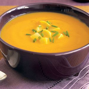 Easy squash soup recipes healthy