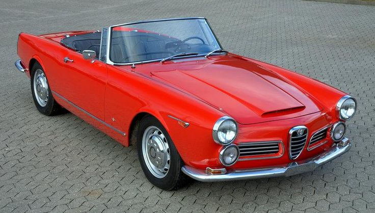 1963 alfa romeo 2600 spider alfa romeo spider spider. Black Bedroom Furniture Sets. Home Design Ideas