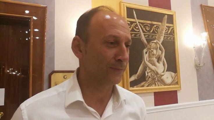 Modena PrimoPiano - Modena Volley Logo nuovo, intervista. Sartoretti