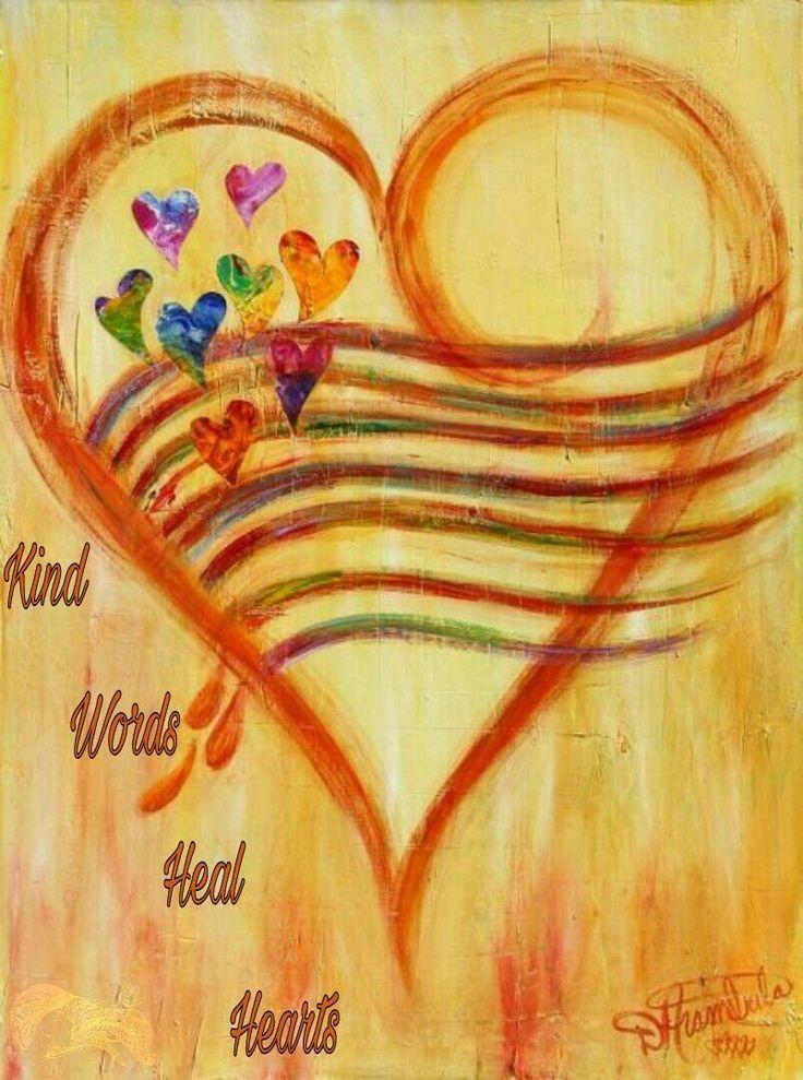 a kind heart ...