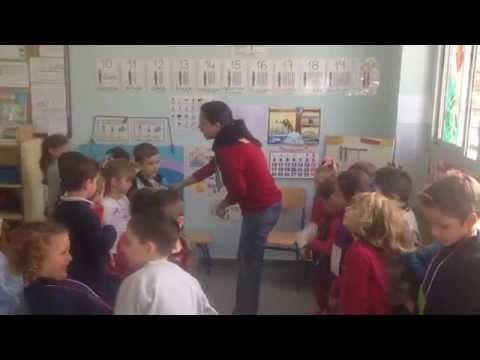 Juego de amigos del 10 (infantil 5 años) - YouTube