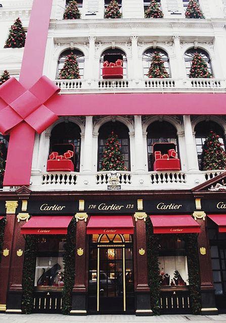 Christmas in Paris, France ~ Karyn