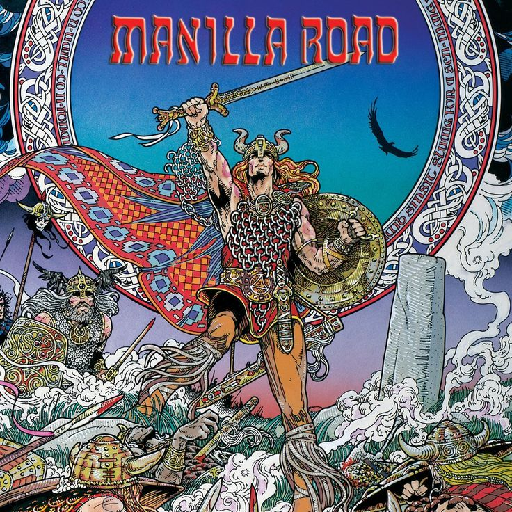 Manilla Road — Mark of the Beast (2002)   Epic Heavy Metal