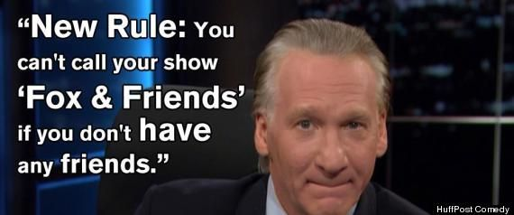 """Bill Maher quotes 